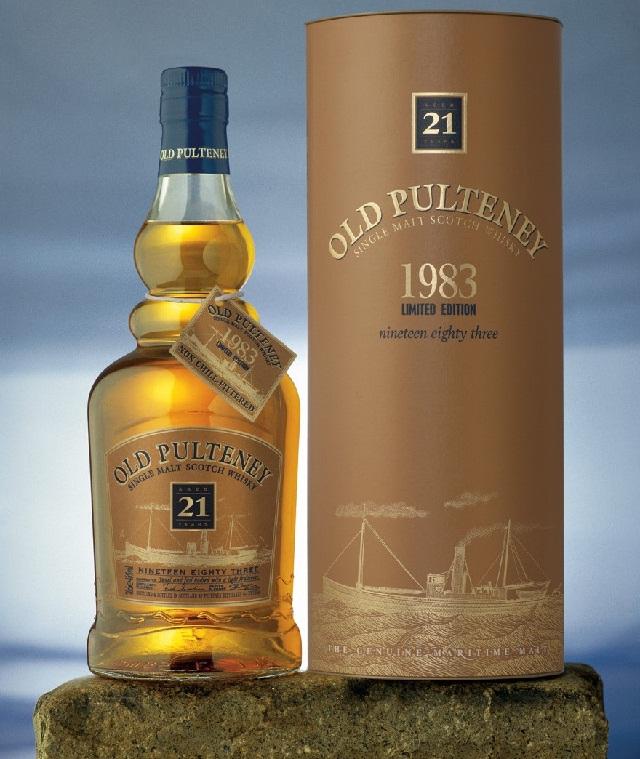 Виски Old Pulteney признан лучшим в мире