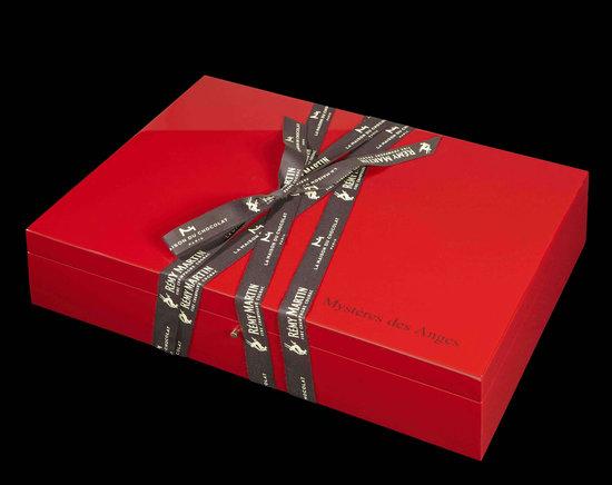 Подарочный набор от Rémy Martin и La Maison duChocolat