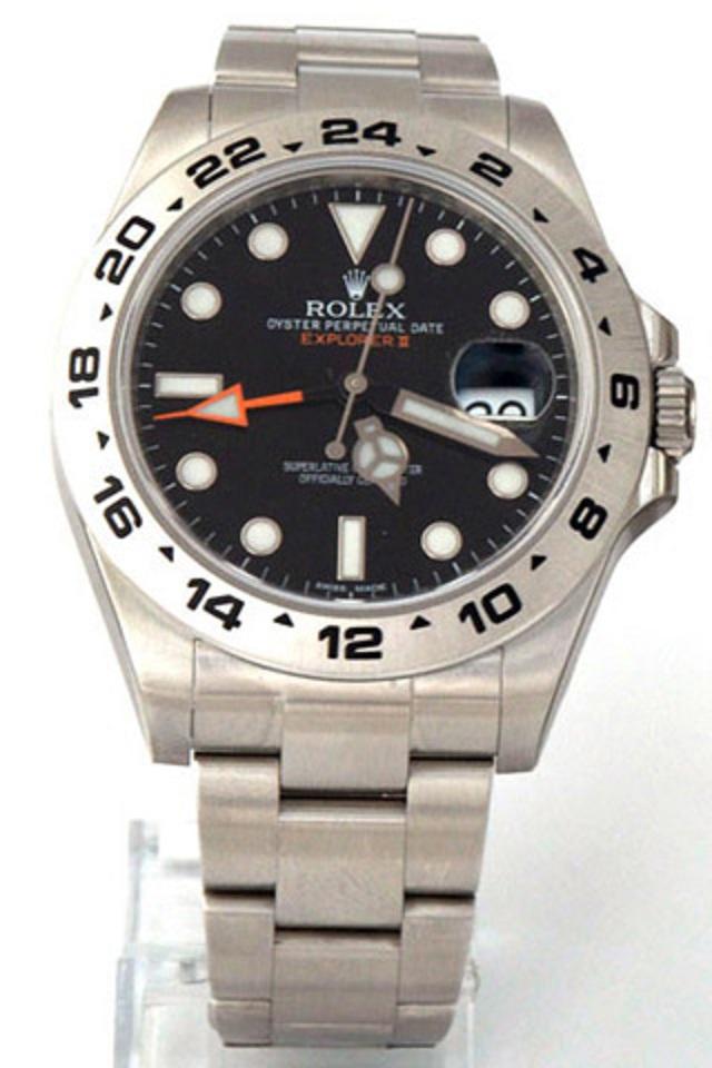 Chrono24На Chrono24 Вы найдете 863 часов модели Ролекс (Rolex) Explorer II и сможете сравнить цены, чтобы затем
