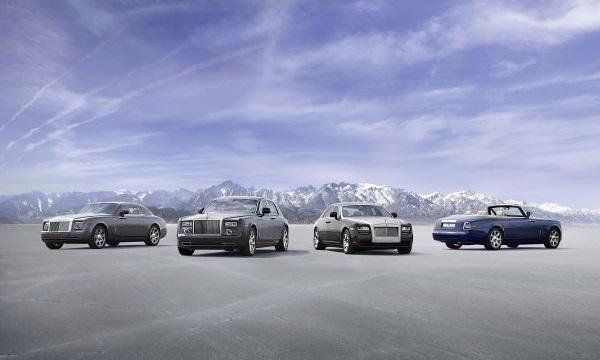 Rolls-Royce покоряет Южную Америку