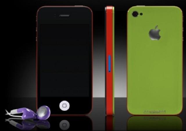 Colorware презентовала красочные панели для iPhone 4S