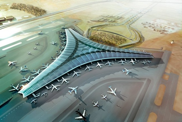 В Кувейте будет построен новый аэропорт