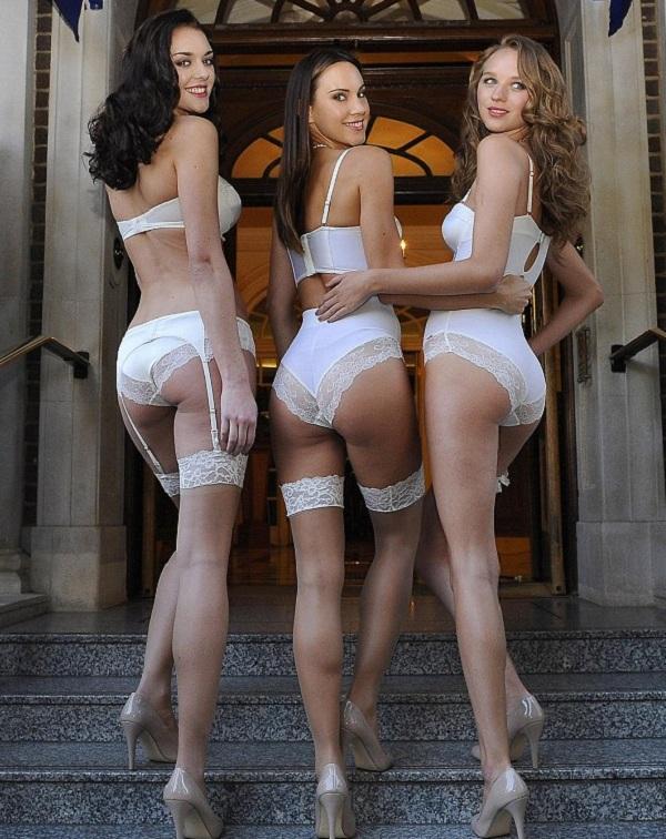 Свадебная коллекция нижнего белья Marks & Spencer