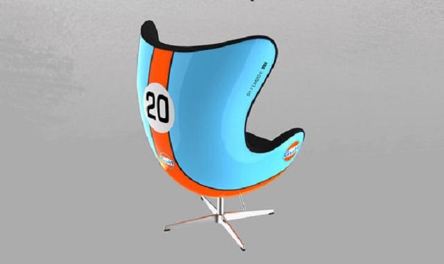 Racing&Emotion выпустили кресла-прототипы гоночных авто