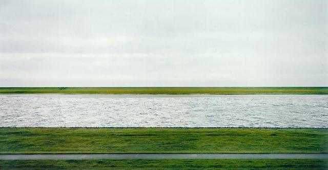 Рейн II Андреаса Гурски - самая дорогая фотография в мире