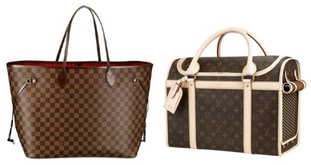 Louis Vuitton ограбили на $ 400 000