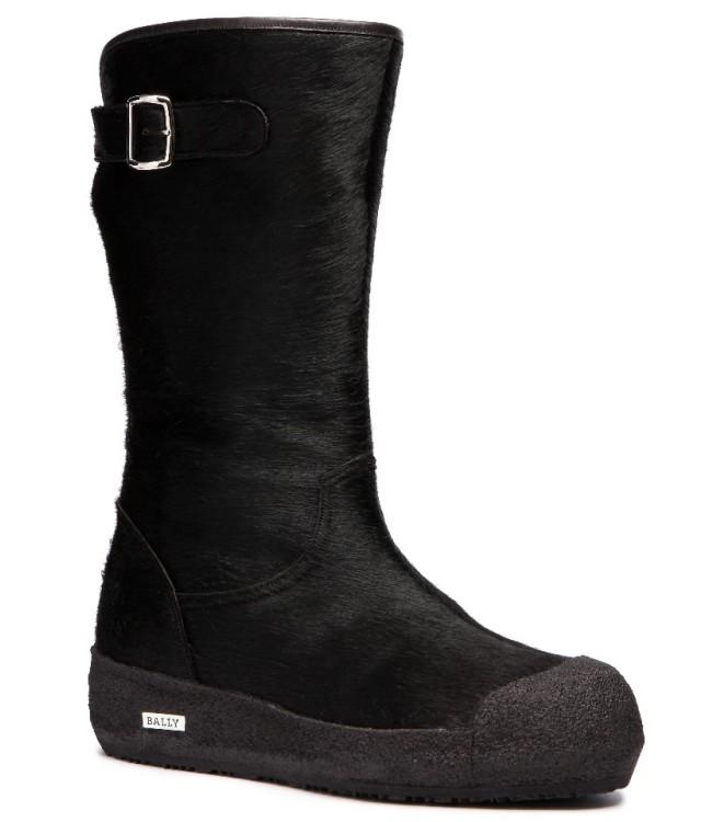 Bally Owns Winter: мужские керлинг ботинки