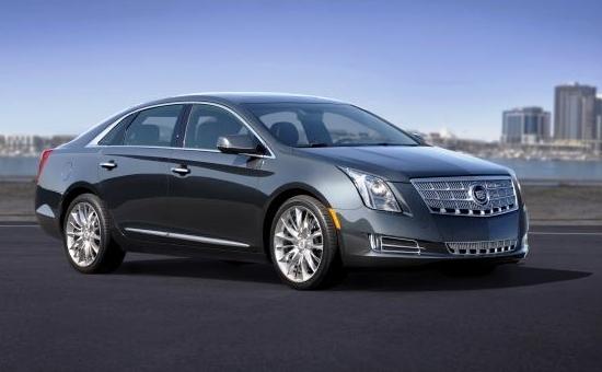 Cadillac XTS рассекретили по ошибке