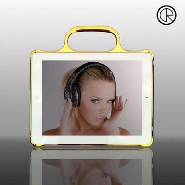Crystal Rocked представила оригинальные бампера для iPad 2