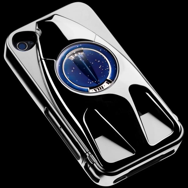 Космический кейс Dream Watch IV для iPhone 4S