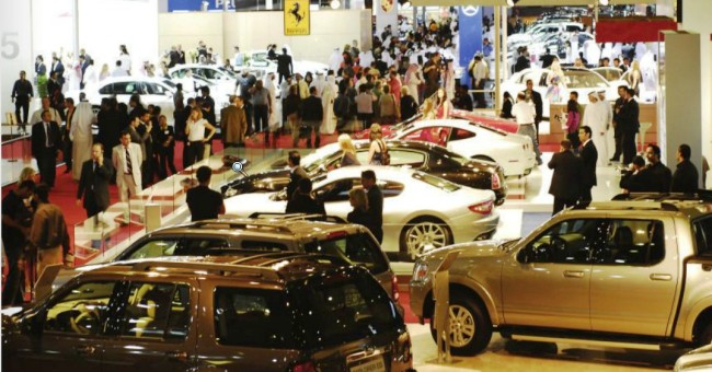 BRABUS на выставке Dubai Motor Show 2011