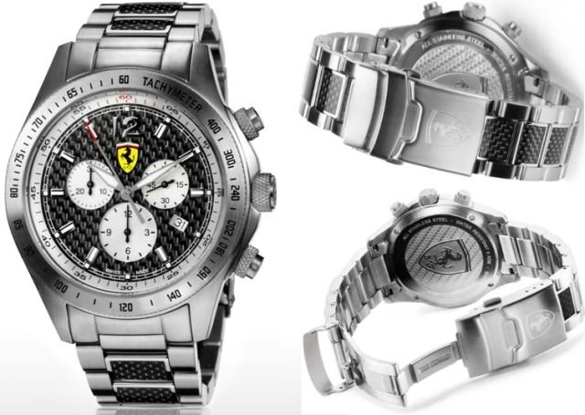 Карбоновый хронограф Ferrari