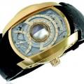 Konstantin Chaykin Lunochod Retrograde - новый формат в мире часов