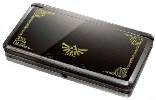 Nintendo презентовала эксклюзивную серию игровых консолей