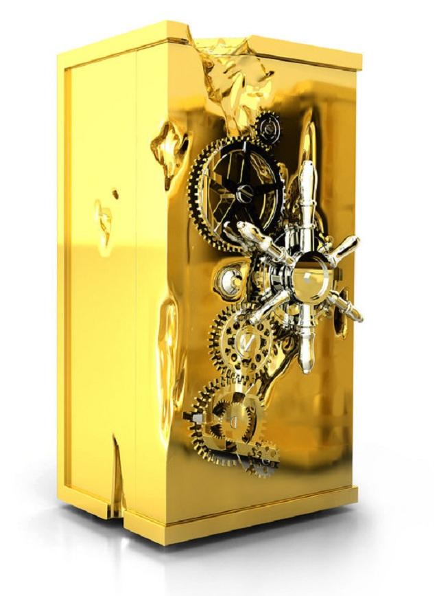 Boca do Lobo представила сейф Millionaire из золота
