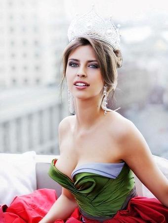 Наталья Гантимурова вошла в ТОП-30 Мисс мира 2011