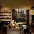 Oriental Residence с видом на зеленый Бангкок