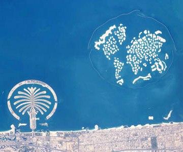 В Дубае возведут рай для рыб из 500 рифов