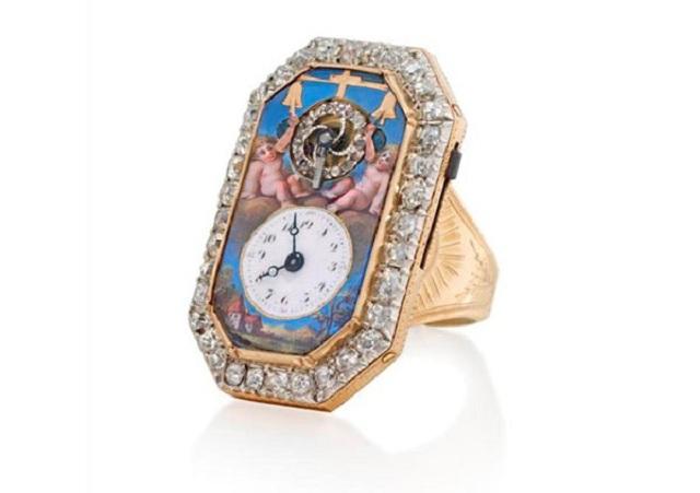Самые редкие часы уйдут с молотка Кристис