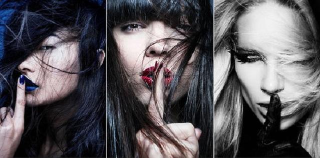 Ранкин создал серию фотографий Spirit of Ecstasy для Rolls-Royce