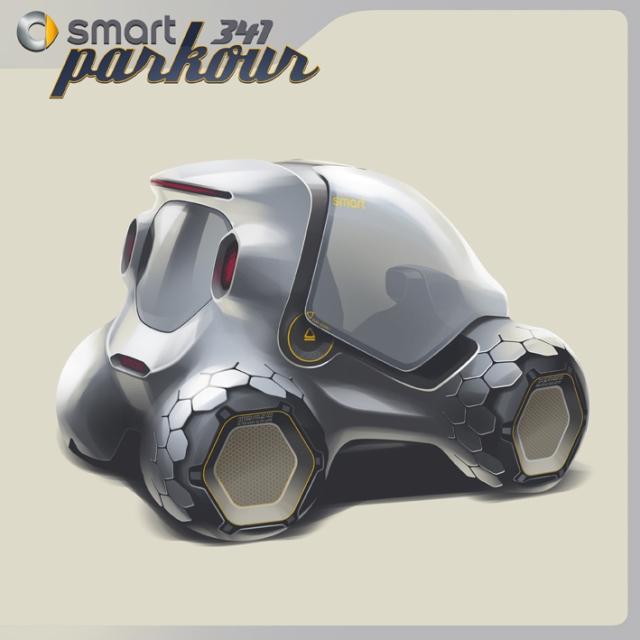 Design Challenge 2011 - автодизайнеры сразятся за Голливуд