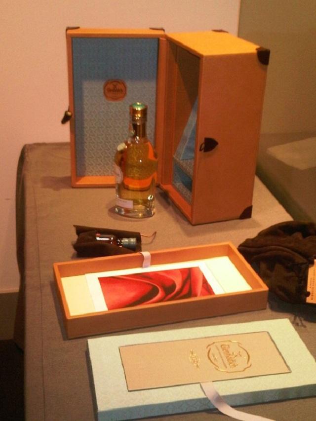 Glenfiddich анонсировала выпуск эксклюзивного виски Speyside