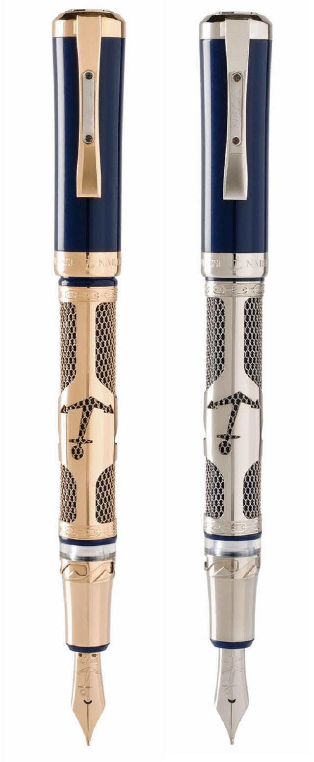 Ulysse Nardin презентовал эксклюзивную перьевую ручку