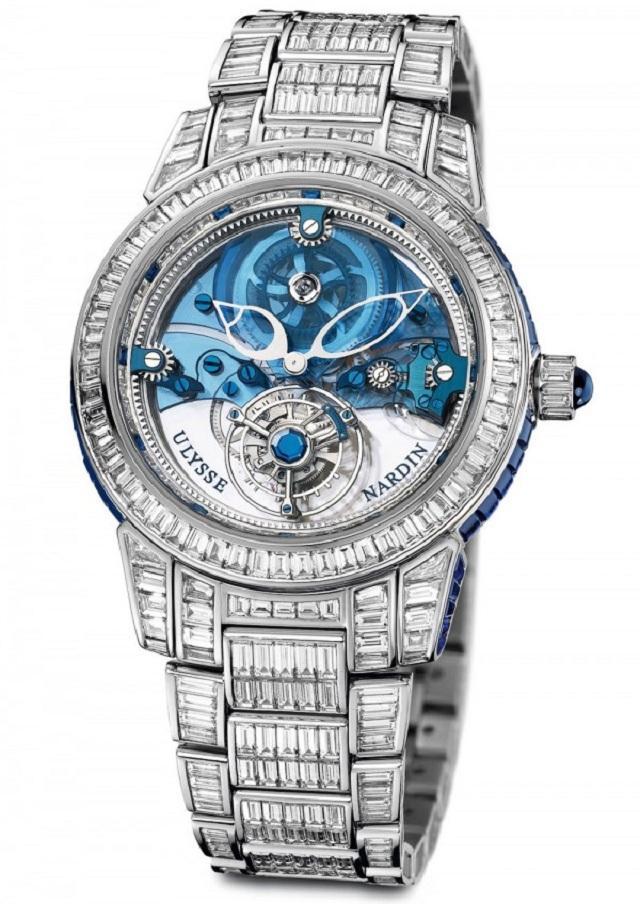 Ulysse Nardin презентовала новую модель часов стоимостью ,1 млн.