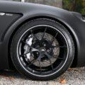 Бэтмобиль Wiesmann Roadster MF5 Black Bat