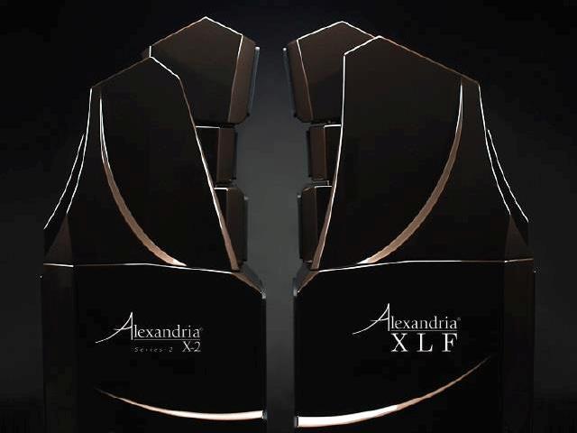 Акустика Alexandria XLF ценой в суперкар