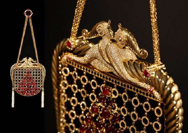 Стефано Кантури создал ювелирную сумочку стоимостью 0 тыс.