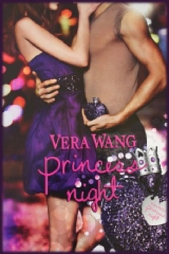 Vera Wang презентовал новый аромат Princess Night