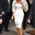 Виктория Бэкхем создала платья для Net-A-Porter