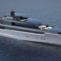 Van Geest Design рассекретила новую суперяхту