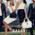 Рекламная кампания Bally весна-лето 2012