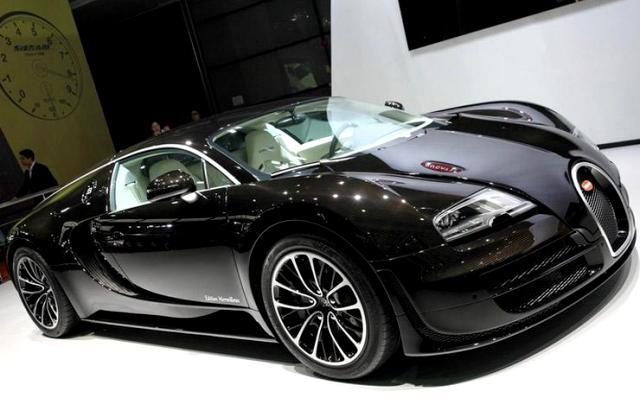 Bugatti Veyron Super Sport Edition Merveilleux для Симона
