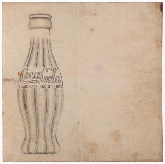 Бутылка Coca-Cola ушла с молотка за 0 тысяч