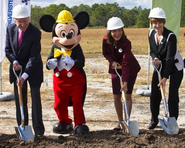 В Walt Disney World откроется роскошный курорт Four Seasons