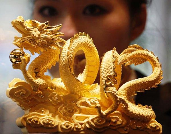 Золотой Дракон к 2012-му