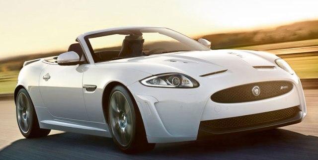Jaguar XKR-S - мощнейший кабриолет в GT