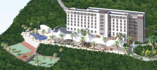 В Гаити возведут отель Marriott за $ 45 млн