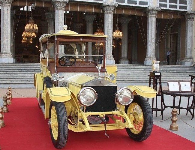 100-летний Rolls-Royce Silver Ghost ценой в ,5 млн