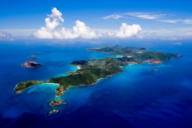 Остров Сент-Барт