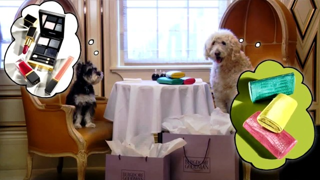 Bergdorf Goodman распустил собак