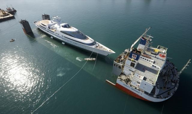 Мегаяхта Yas от ADM Shipyards стала 6-й в мире