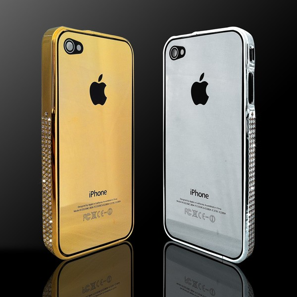 Crystal Rocked порадовал бамперами для iPhone 4S