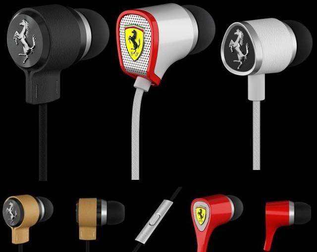 Ferrari by Logic3 - высокий звук