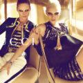 Gucci в новой кампании SS 2012