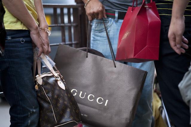 Самые популярные «подарочные» бренды в Китае