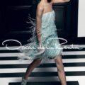 Карли Клосс стала лицом Oscar de la Renta SS 2012